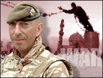 Sergeant Eddie Waring