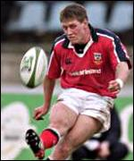 Ireland and Munster fly-half Ronan O'Gara