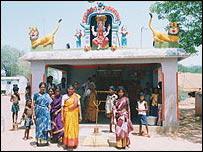 Higher caste Hindus
