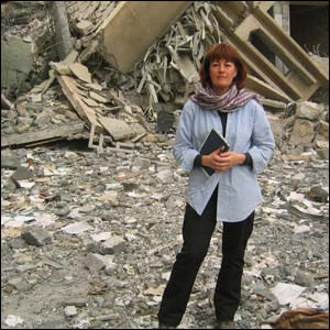 Jane Corbin in Basra