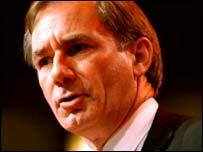 Geoff Hoon, UK defence secretary
