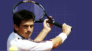 Tim Henman sorts out your smash shot and more in his tennis masterclass