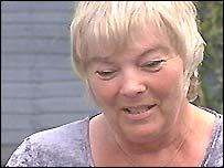 Lin Thomas, UK Sars victim