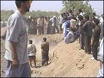 Salman Pak mass grave