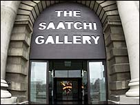 Saatchi Gallery at County Hall