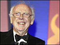 James Watson, co-discoverer of the structure of DNA