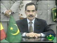 President Maaouiya Ould Taya