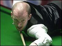 World champion Peter Ebdon