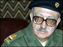 Tariq Aziz (file picture)