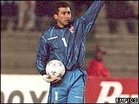 Former Bolivia coach Carlos Trucco