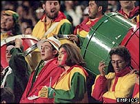 Bolivia fans have not had much to cheer about