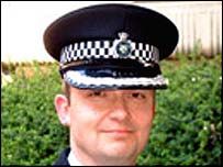 Assistant Chief Constable, Peter Davies