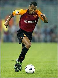 New AC Milan signing Cafu