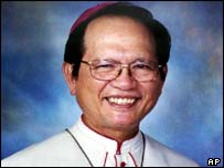 Bishop Teodoro Bacani