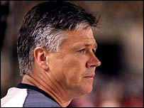 Exeter's Director of Football Steve Perryman
