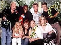 Contestants in new series of I'm A Celebrity... Get Me Out of Here