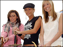 Girl band Atomic Kitten