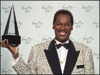 Vandross at the 1990 Annual American Awards