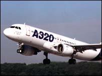 An Airbus A320