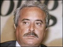 Judge Giovanni Falcone