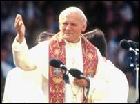 John Paul II, Pope