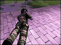 Delta Force screenshot, Novalogic