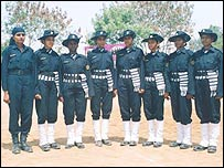 Women commandos in Tamil Nadu