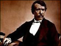 Photograph of David Livingstone