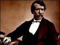 Photograph of David Livingstone