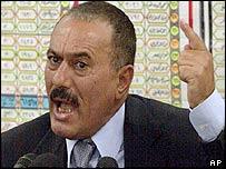 President Saleh