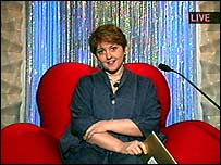 Anne Diamond on Celebrity Big Brother