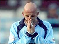 Coventry manager Gary McAllister
