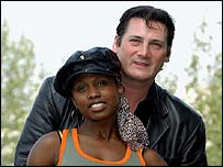 Tony Hadley and Michelle Gayle