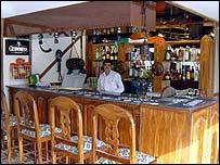 The Irish Club, Kabul (image: kabulguide)
