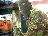 IRA leadership 'authorised third act of disarmament'