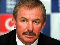 England selector David Graveney