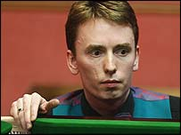 Ken Doherty is bidding for his second world title