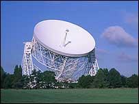 Lovell Radio Telescope, UM