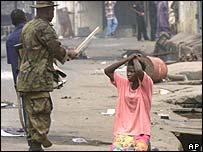 Ethnic violence in Nigeria