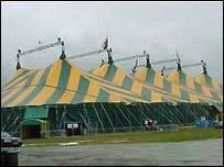 The Eisteddfod Pavilion
