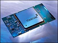 Itanium 2 chip