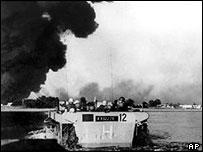 Suez battle