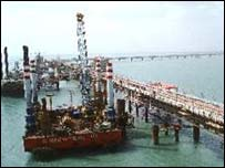 Reliance Industries' Jamnagar refinery