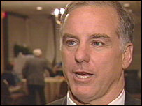 Howard Dean, Democratic candidate for president