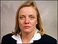 Mo Mowlam in the late 1980s