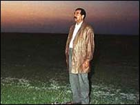 Saddam Hussein is believed to have written three novels