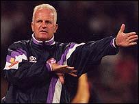 Iraq coach Bernd Stange