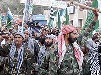 Pro-Pakistan Kashmiri militants