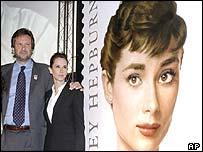 The Audrey Hepburn stamp