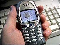 An Ericsson T68 Phone